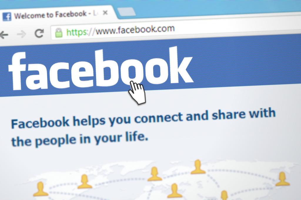 facebook platform - Facebook dark mode