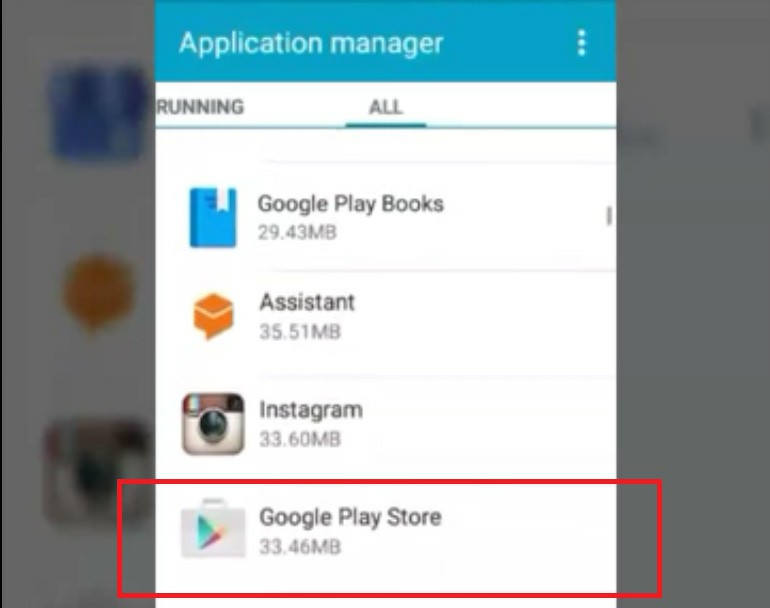 authentication is required google play