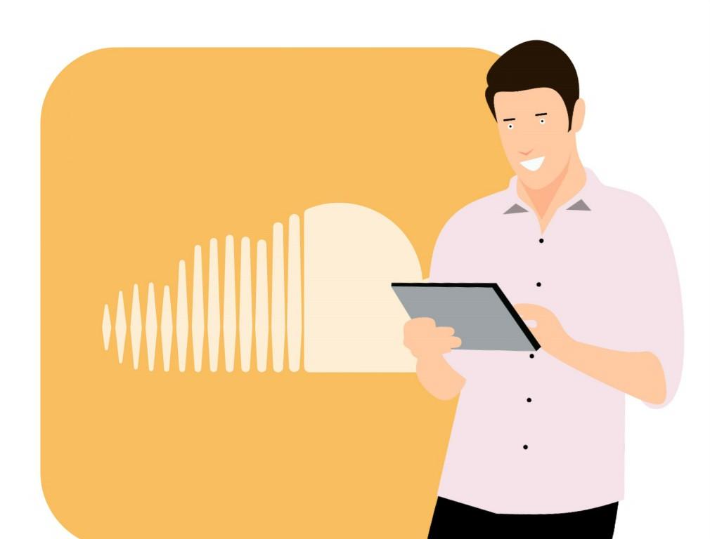 how to make a playlist soundcloud