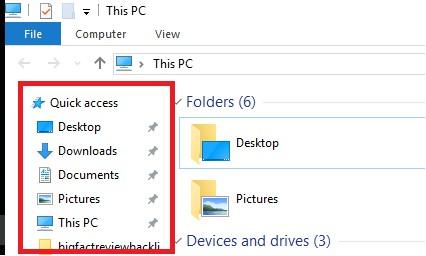 windows 10 file explorer slow